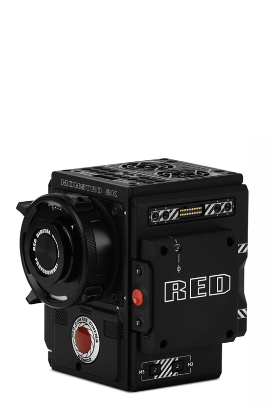 RED Mostro 8K